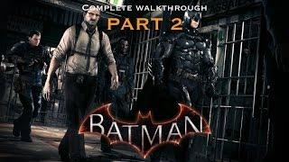 Batman: Arkham Knight: Part 2: Finding Scarecrow (PC)