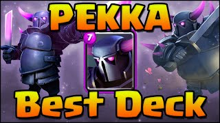Clash royale best hog rider prince combo deck strategy for for Deck pekka arene 6