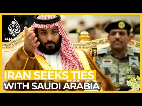 Iran Seeks To Resolve Tensions With Saudi Arabia