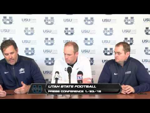 Utah State Announces Josh Heupel & Kevin Clune as Coordinators