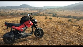 HONDA NAVI OFFROAD TEST and MEMORIES - NAVI TEST Part 1