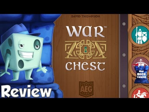 War Chest Review - with Tom Vasel