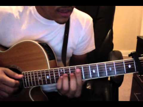 How to play Simply Redeemed - Guitar Lesson (Isaac Carree) - YouTube