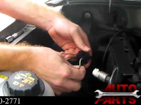 Watch on heater blower motor resistor replacement