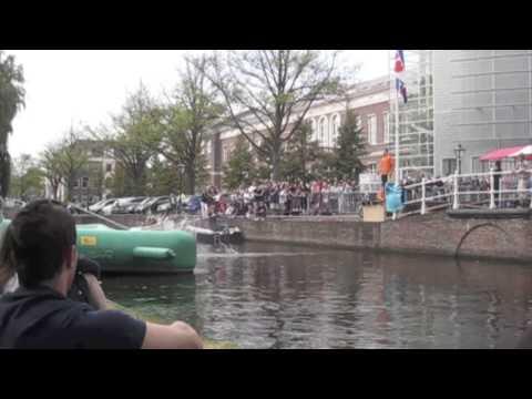 Dutch Pole Vaulting