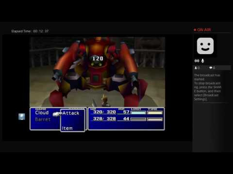 Final fantasy 7 walkthrough
