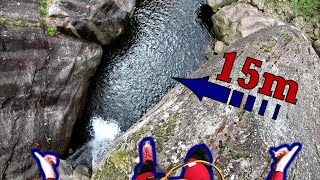 Canyoning Tessin Combra Val Malvaglia   beide Abschnitte   21.05.2019