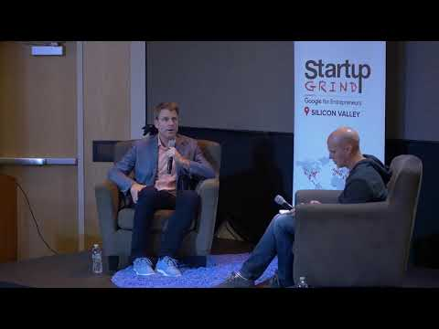 Startup Grind hosts Chris O'Neill (Evernote)