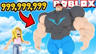 I HAVE THE BIGGEST MUSCLES IN ROBLOX! (Everyone is afraid of me) | Vito and Bella