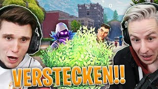 HIDE AND SEEK in FORTNITE Tilted TOWERS mit PALUTEN