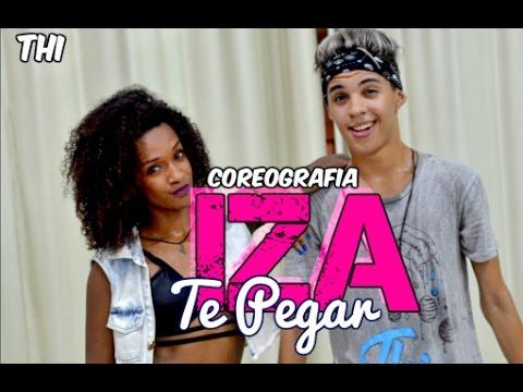 Iza - Te Pegar (Thi PlayDance) Coreografia