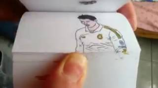 CR7 Moving Sketch