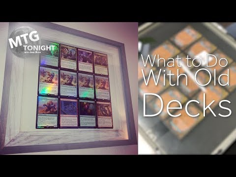 What to Do With Old Decks - DIY Magic Wall Art