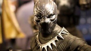 hd first look hot toys black panther ca3 civil war