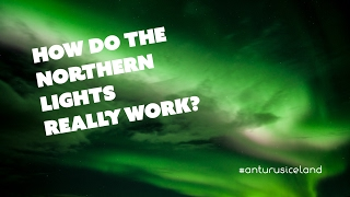 How does the aurora work?
