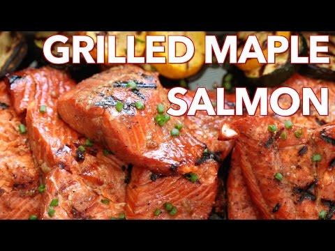 Grilled Salmon Recipe With Easy Salmon Marinade Natasha's Kitchen