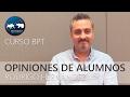Opinión alumno Rodrigo Hernández - Curso BPT