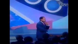 Jesus was born again--- Pastor Chris.