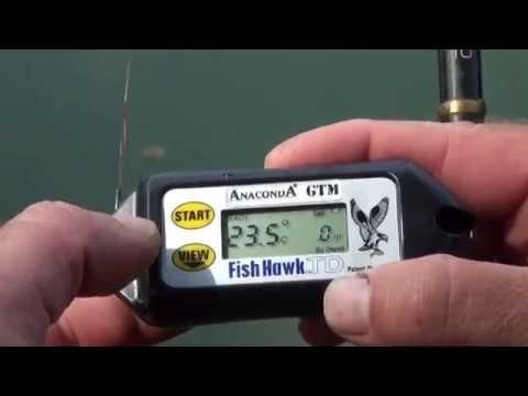 Anaconda GTM FISH HAWK carpes-Pêche