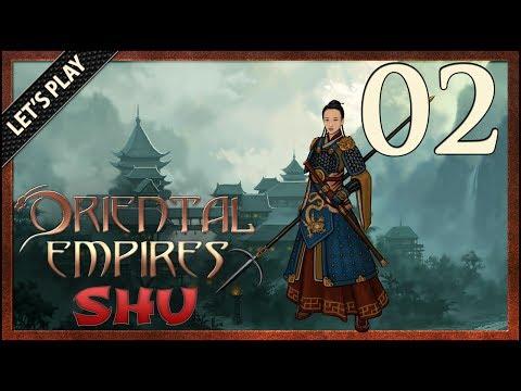Oriental Empires Shu (2) Squashing the Bandits