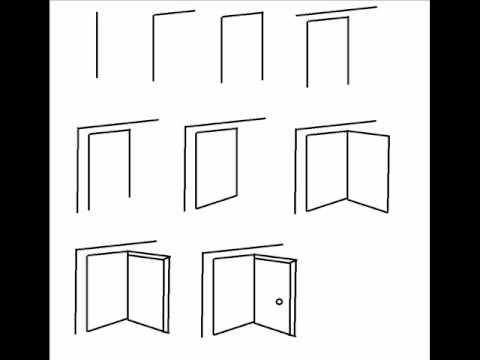 Open Closet Door Drawing beautiful open closet door drawing really like the idea on