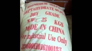 Mgso4 , 7 H2O , Magie sunfat , Magnesium sulfate 99,5%,Magiê sulphate giá rẻ- Hóa chất Việt Hoa