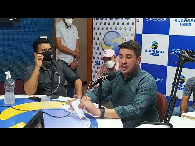 Prefeito Paulo Vitor Avelar fala sobre os 100 dias de governos e os desafios para Jaraguá