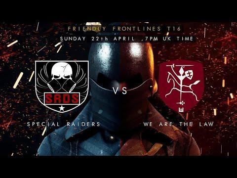 Battlefield 1 Sunday  Battle SRDS(Europe) vs LaW(Lithuania)