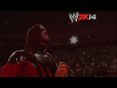 """WWE 2K14"" How-To: The Undertaker vs. Kane at WrestleMania 14"