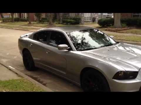Custom Dodge Charger 2011 Se Before And After Youtube