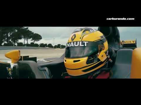 #F1 - Rosemary Smith a los 80 años probó un Fórmula Uno (13-07-2017) - Carburando.com