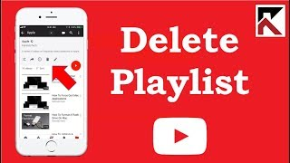 How To Delete Playlist On YouTube App