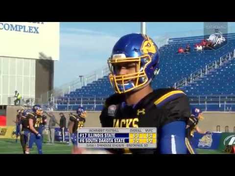 Football vs Illinois State Highlights (11.11.2017)
