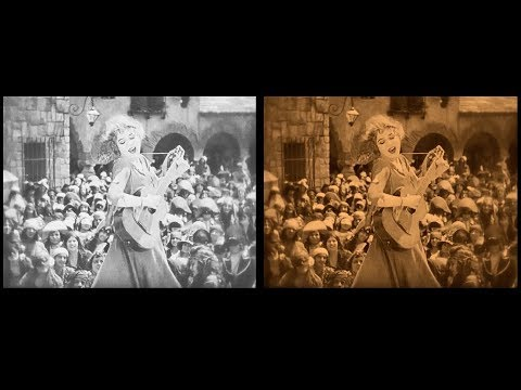 "HOW TO SEE | Silent Films: Restoring Mary Pickford's Lost Film ""Rosita"""