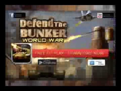 Defend The Bunker - World War (Unlimited XPMoney)