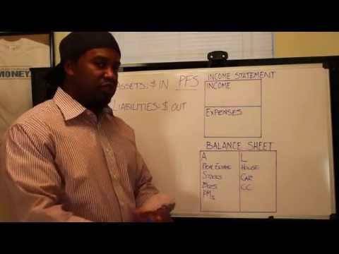 Intro to the Personal Financial Statement - Entertaining Money