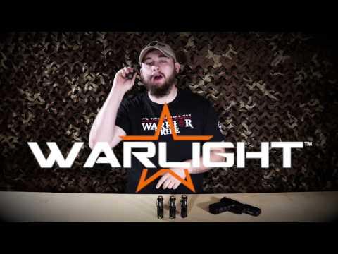 WARLIGHT | Claim Your FREE EDC Warlight Flashlight/Torch Now!
