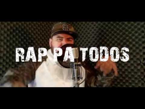 Lançamento internacional Jn Rodriguez - Rap pa´todos Vídeo Oficial