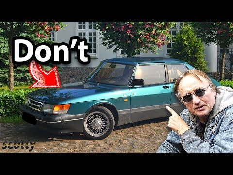 Here's What I Think About Buying a Used Saab Car