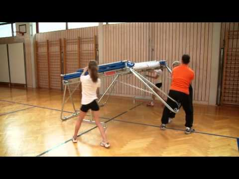 "Video: Eurotramp® trampoline ""Master School"""
