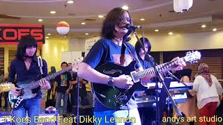 Rock And Roll Music By T'koes Band Feat Dikky Lennon