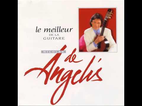 NICOLAS DE ANGELIS - LE MEILLEUR DE LA GUITARE [CD]