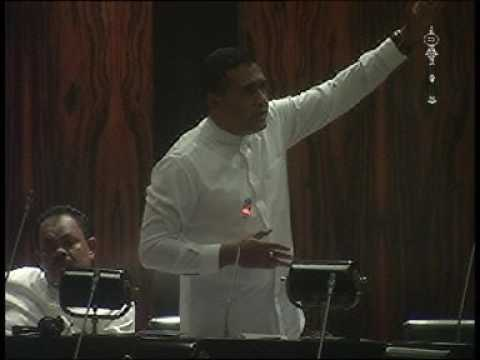 Parliament of Sri Lanka -  15 November 2016 Part 8