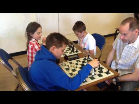 Frimley Junior Chess Club : Swiss Tournament, part 2