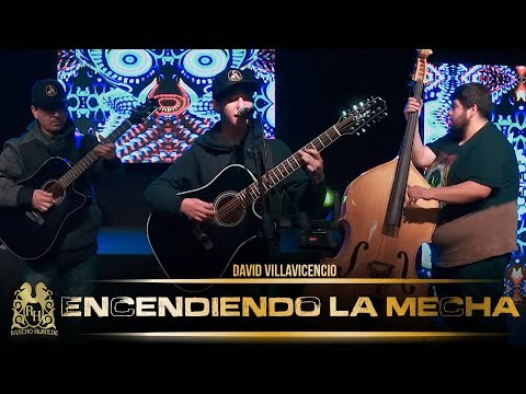 David Villavicencio - Encendiendo La Mecha (En Vivo)
