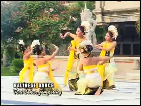 tari sekar jempiring,love indonesia