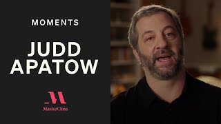 Judd Apatow To Write a Comedy Don39t  MasterClass Moments  MasterClass