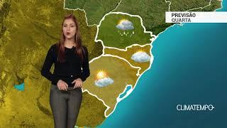 Previsão Sul - Chuva forte no PR