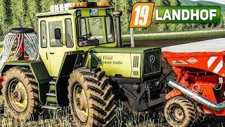 LS 19 Landhof #5: Der coole MB TRAC auf dem Hof | LANDWIRTSCHAFTS SIMULATOR 19