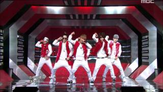 Teen Top Crazy 틴탑 미치겠어 Music Core 20120114